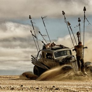 Queens Drive-In: Mad Max: Fury Road