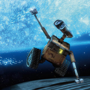 Queens Drive-In: WALL-E