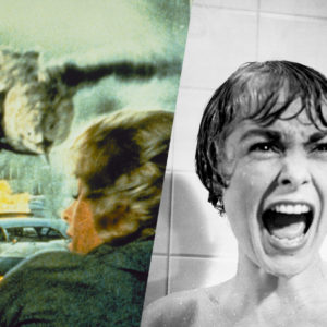 Queens Drive-In: Psycho + The Birds (Double Feature)