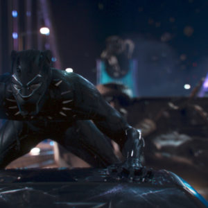 Queens Drive-In: Black Panther