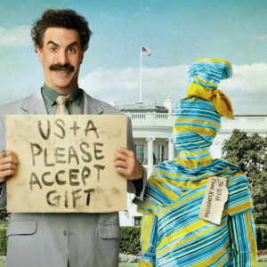 Brooklyn Drive-In: Borat Subsequent Moviefilm